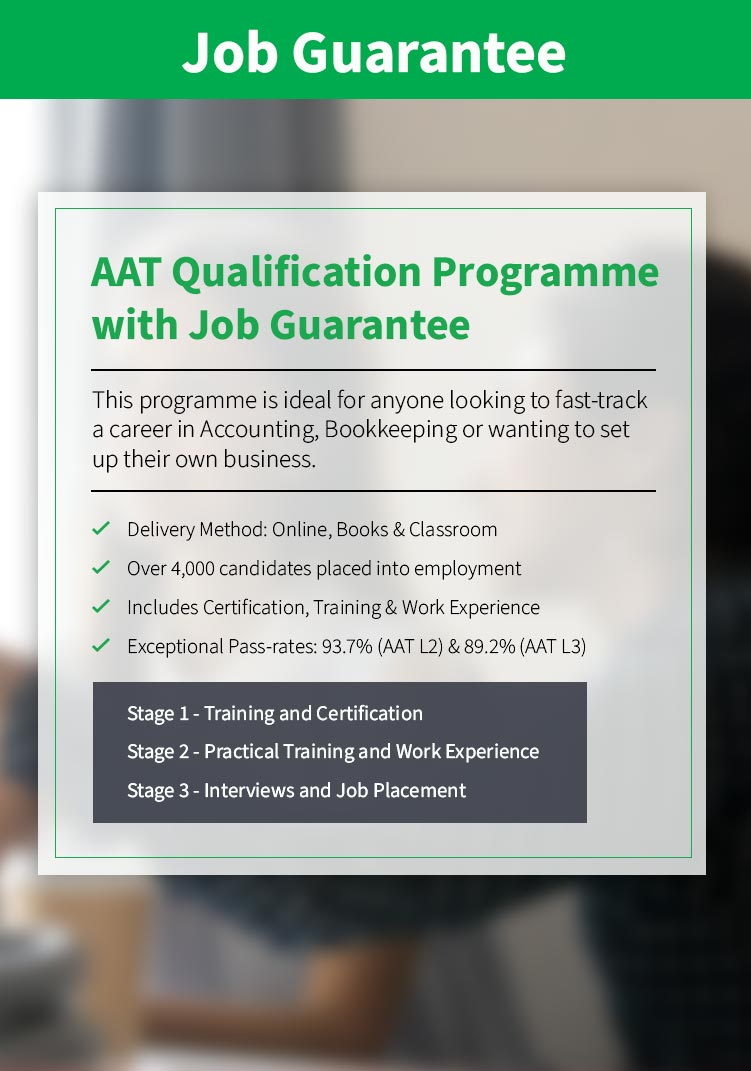 AAT Job Guarantee